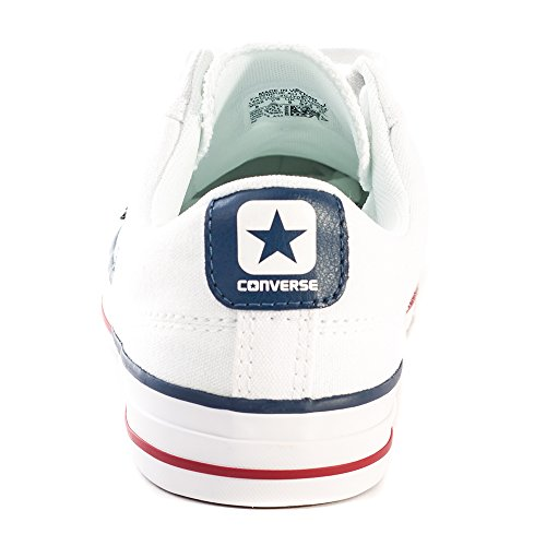 Ev Player Multicolour White Star Converse Navy Men's 111 Sneakers wagzEtq
