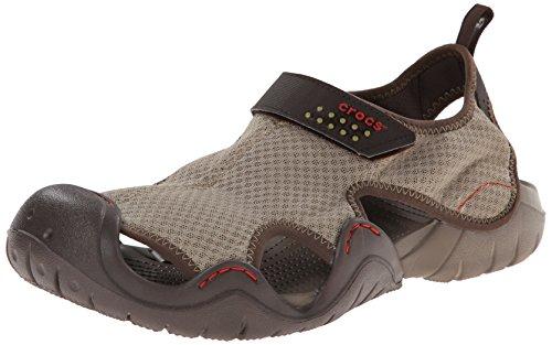 Krokodillen Herren Swiftwater Sandelhout M Braun (kaki / Walnoot)