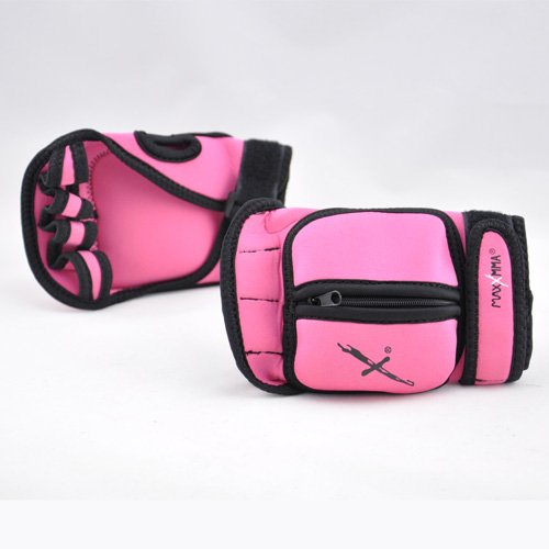 MaxxMMA Adjustable Weighted Gloves Removable product image