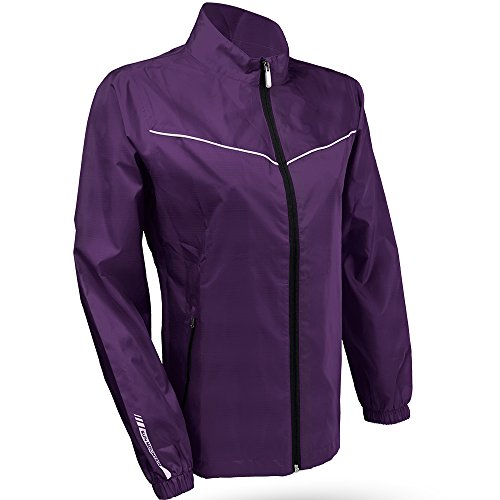 Sun Mountain 2015 Ladies Provisional Jacket Purple-Lilac M G562326