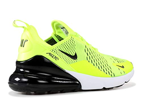 Pictures of NIKE Men's Air Max 270 Volt/Black-Dark Grey-White 3