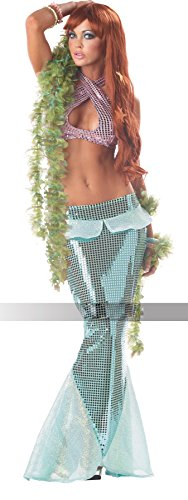 California Costumes Women's Mesmerizing Mermaid Costume - coolthings.us