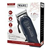 Wahl 5 Star Senior Cordless Professional Hair Clipper 8504-012