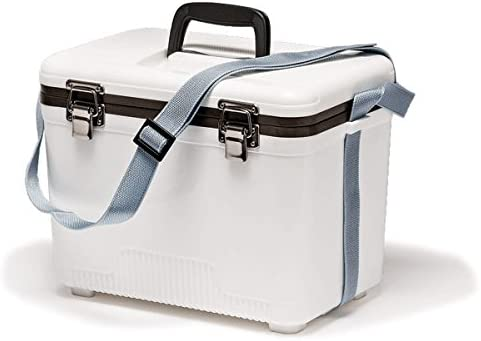 """Amazon.com : Hardside Cooler Small 14.25""""W x 9.5""""D x 11""""H : Sports &  Outdoors"""