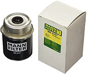 Mann-Filter WK8167 Filtro Combustible