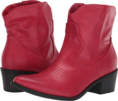 MIA Women's Esme Red 7.5 M US