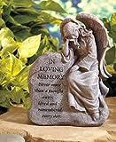 In Loving Memory Memorial Garden Angels