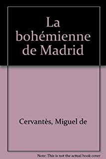 La bohémienne de Madrid