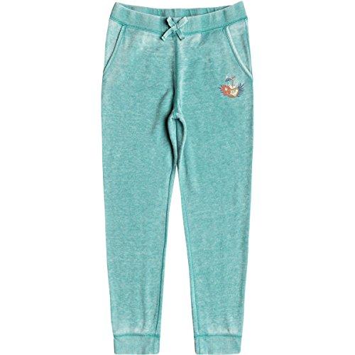 ion Fleece Sweatpants, Latigo Bay, 12/L (Roxy Womens Girls Pants)