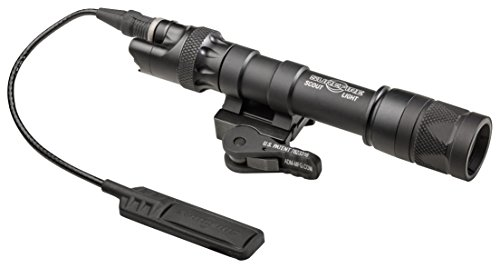 (SureFire M622V IR Scout Light with ADM Mount & DS07 Switch)