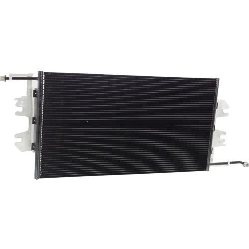 MAPM Premium EXPRESS VAN 96-02 A/C CONDENSER by Make Auto Parts Manufacturing
