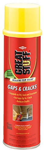 Spray Can Foam - GREAT STUFF Gaps & Cracks 20 oz Insulating Foam Sealant