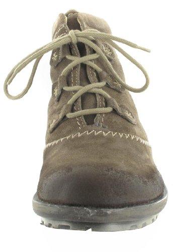 JOSEF SEIBEL - botas de mujer - marrón en talla de calzado