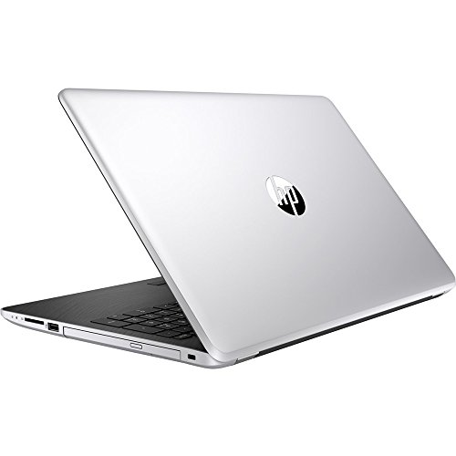 2017 HP High Performance Laptop PC 15.6-inch HD+ Display Intel Pentium Quad-Core Processor 8GB RAM 500GB HDD WIFI DVD HDMI Bluetooth Windows 10-Silver