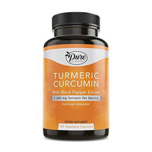 Pure Nature Turmeric Curcuminoids