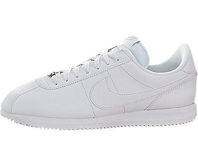 NIKE Men's Cortez Basic Leather Casual Shoe