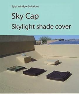 Amazoncom Sky Cap Skylight Window Shade 2 x 4 Rectangle 28x