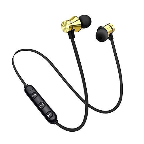 Free Sample Magnetic Type Sport Headset Wireless Bluetooth Earphones Magnetic, Foste Mini Stereo Micro Bluetooth Headphone