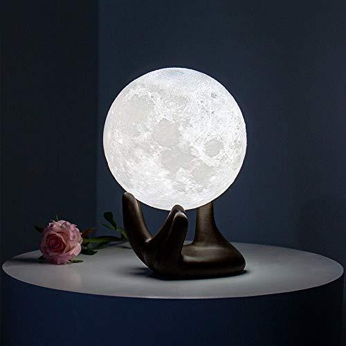 BRIGHTWORLD Moon Lamp 3.5