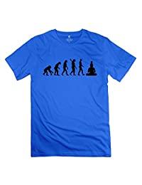 Buddha O Neck Men's T-Shirt Natural Cool By Rahk