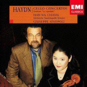 Haydn-Cello Concertos Nos. 1 & 2 by Han-Na Chang (2013-06-11)