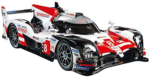 (Tamiya America, Inc 1/10 Toyota Gazoo Racing TS050 Kit (F103GT), TAM58665)