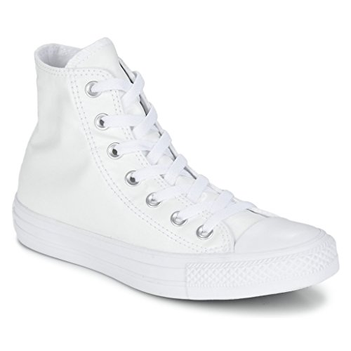 Womens Star Trainers Taylor Hi Chuck Canvas White All Converse 6nRaqfq