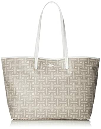 Lacoste Shopping Bag Jumpsuitgrafico Beige Woman UNICA beige