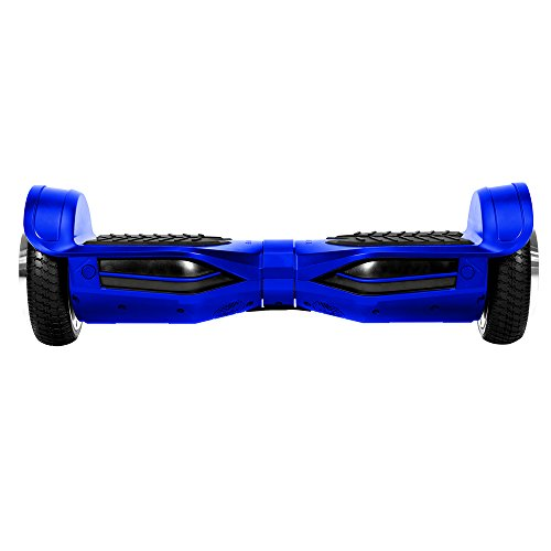 HOVERZON App-Enabled XLS Series Bluetooth Hoverboard with Speakers Self Balance Scooter; Dual Power 250W Motor