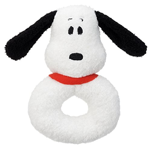 Friends / Lingling Rattle / first time Snoopy PEANUTS /