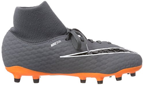 081 NIKE Multicolour Total Shoes Fg Unisex Fitness Dark Df Oran Academy Grey Jr Kids' 3 Hypervenom pxSwqpZrF