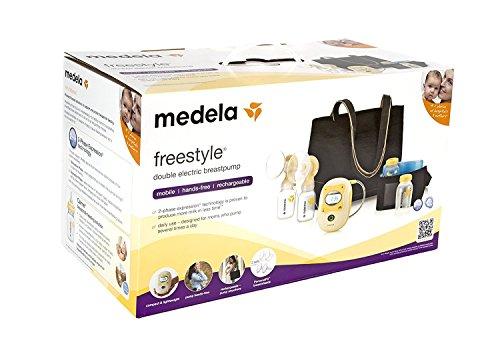 Medela Freestyle Breastpump Starter Set by Medela (Image #1)