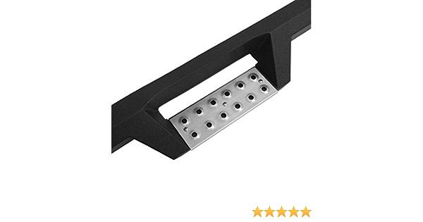 Westin 56-24145 Textured Black HDX Xtreme Nerf Step Bars Ranger SuperCab 2019-2020