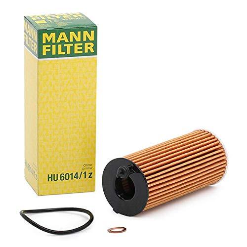 MANN-FILTER HU 6014//1 z /Ölfilter