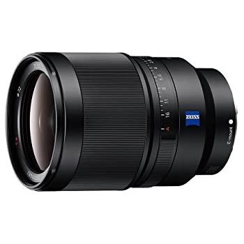 Sony SEL35F14Z Distagon T* FE 35mm F1.4 ZA for E-mount Full Frame Prime Lens - International Version (No Warranty)