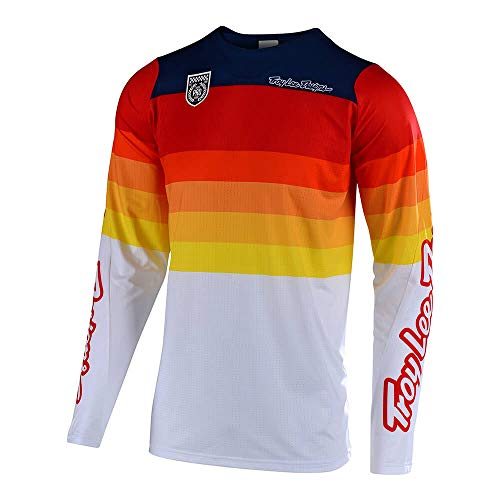 Troy Lee Designs Mens | Offroad | Motocross | SE Pro Mirage Jersey (Large, ()