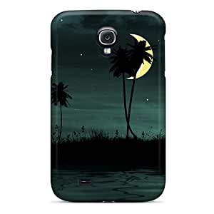 Galaxy S4 Case, Premium Protective Case With Awesome Look - Lovers Island