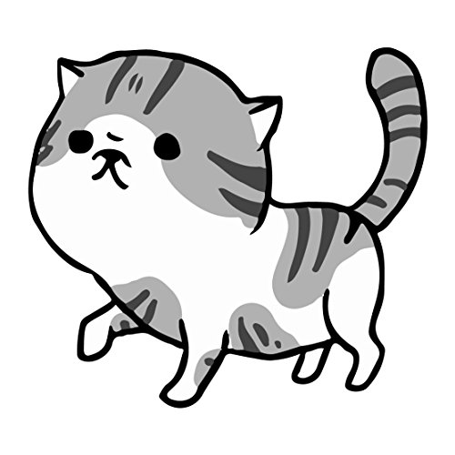 light-grey-kitty-cat-with-black-stripes-five-inch-tall-full-color-decal-for-indoor-or-outdoor-use-ca