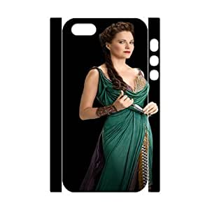 Spartacus ROCK8097026 3D Art Print Design Phone Back Case Customized Hard Shell Protection Iphone 5,5S