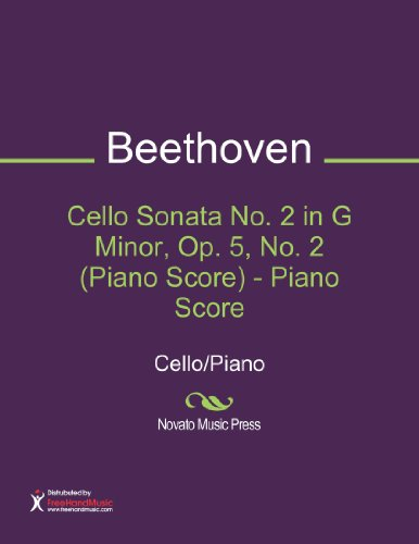 Two Cello Sonatas - 5