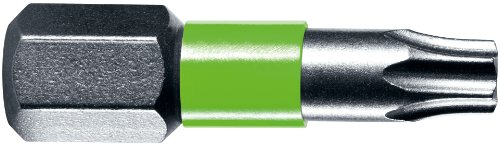 Festool 498922 Torx 25 Impact Bits 25mm, 5-Pack