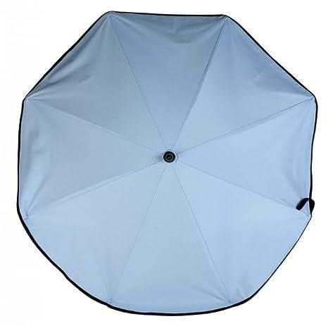 Sonnenschirm XL für Kinderwagen incl Silence clip2 Halterung Buggy Sportwagen