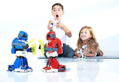 Sharper Image RC Boxing Robots (Set of 2)