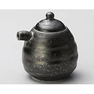 Cruet [2.92 x 2.68 x 3.35 inch 140cc] tga34228-466 Custer oxidized silver desk set next juice ( large ) Japanese tradition restaurant fancy