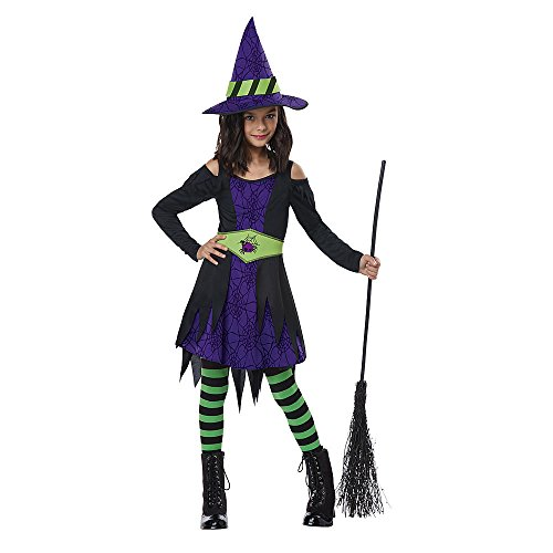 Totally Ghoul Hocus Pocus Witch Costume, Girl's size Large, ages 8-14 (Hocus Pocus Witch Childrens Costume)