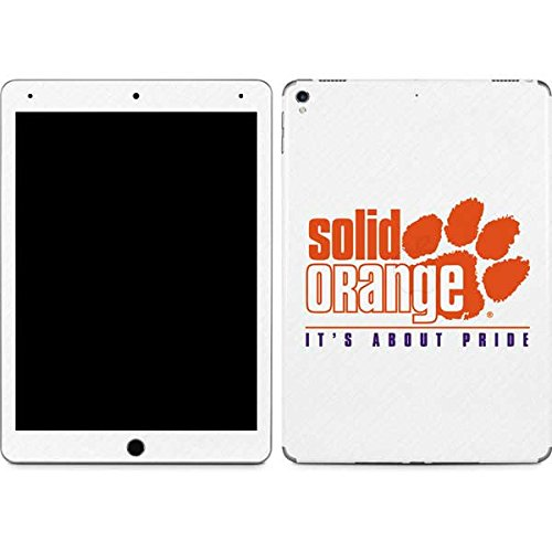 Clemson University iPad Pro 12.9in Skin - Clemson Solid Orange Its About Pride by Skinit