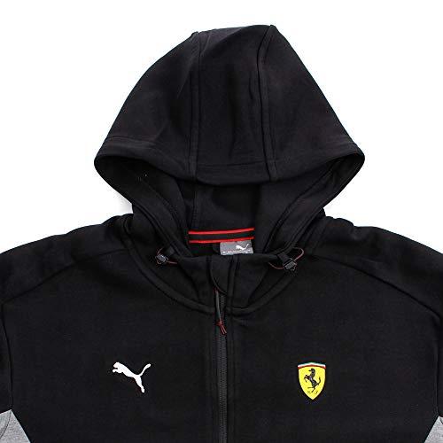Ferrari Hooded Sweat Scudaria Jacket Puma BXxw85Cwq
