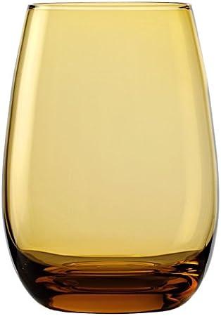 Vasos coloridos de alta calidad en 10 colores diferentes, simples y estables, formas claras, distrib