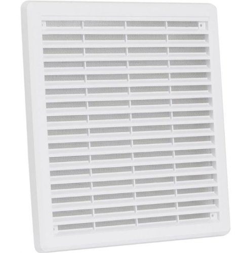 Access Panels UK Air Vent Grille Cover 250 X 250Mm (10X10Inch) Ventilation Cover
