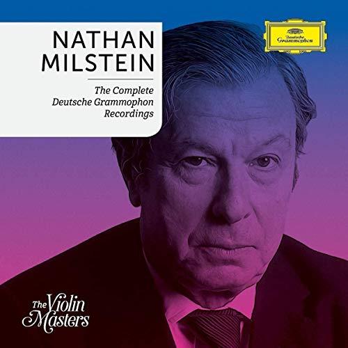 Nathan Milstein: Complete Deutsche Grammophon Recording [5 CD]